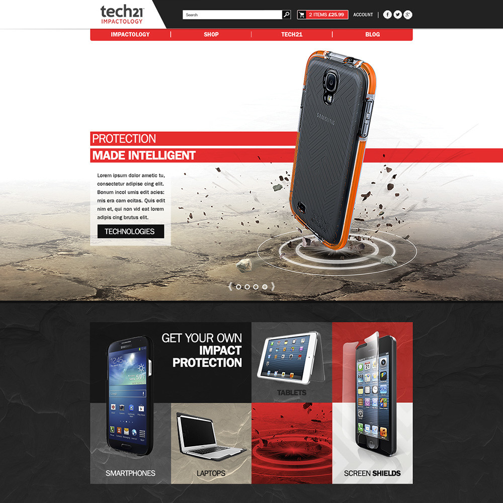 Tech21 Impactology